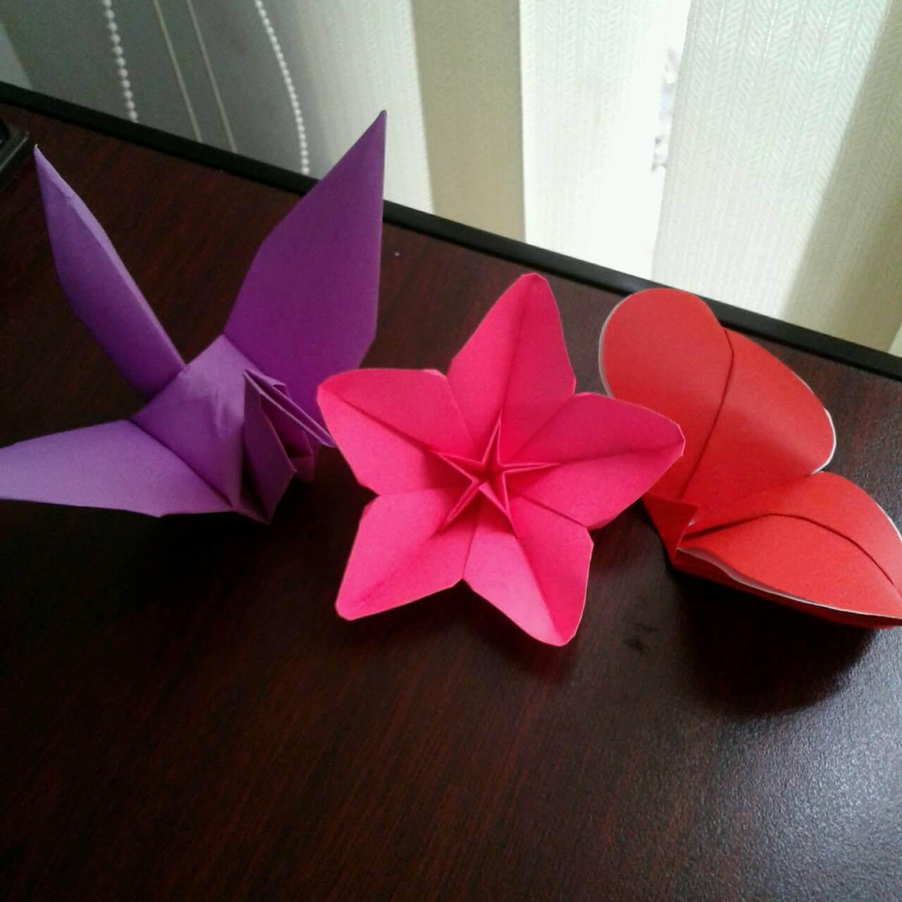 Belajar Origami Sekolah Di Jepangsekolah Di Jepang