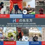 Pengajar berpengalaman di Jepang! Les Bahasa Jepang Kelas Baru!